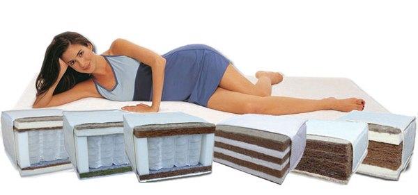 Как правильно выбрать матрас для двуспальной кровати